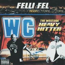 WC: West Side Heavy Hitter PROMO w/ Artwork MUSIC AUDIO CD Westside Connection