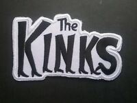 The Kinks Sew or Iron On Patch