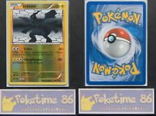Pokémon, Noir & Blanc, ZEKROM, holo reverse, rare, 47/114