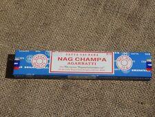 Satya Sai Baba Nag Champa Incense Sticks (Pack of 2)