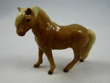 Hagen Renaker miniature made in America Shetland Pony horse Stallion