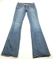 Adriano Goldschmied AG Womens The Club Blue Jeans Size 25