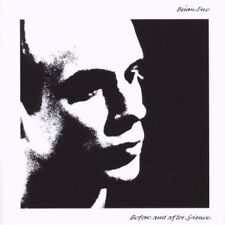 Brian Eno-Before And After Science-REMASTER 2004 CD NUOVO
