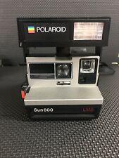Lot of 2 Vintage Polaroid Cameras- Sun 660 And Spectra 2 Instant Film Cameras