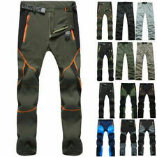Trousers Tactical Long Pants Mens Waterproof Outdoor Hiking Climbing Combat Work