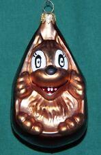 Christbaumschmuck Eichhörnchen Figur aus Glas Baumschmuck Weihnachtsfiguren