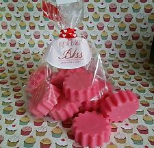 Cherry Blossom Soy Wax Melts 5-6 oz  Dessert candles that looks REAL