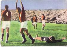 Fußball SAMMELBILD HEINERLE 1958/59 UNGARN - JUGOSLAWIEN 3:1 MILUTINOVIC GROSICS