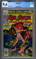 Red Sonja 11 CGC Graded 9.6 NM+ Marvel Comics 1978