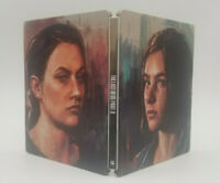 The Last of Us Part 2 - Limited Collectors Steelbook ONLY *NO GAME*