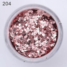 10ml Nail Art Glitter Powder Sequins Nail Tips  Decoration Dust