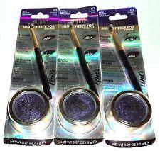 3 MILANI Fierce Foil Eyeliner Intense Metallic Foil Finish  PURPLE  FOIL 02 NIP