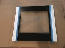 Beko Cooker Oven Main White Outer door Glass 410300122 Brand new Genuine 14
