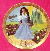 "Enesco Barbie Collector Plate 8.25"" Barbie As Dorothy Ltd Edition 3173 