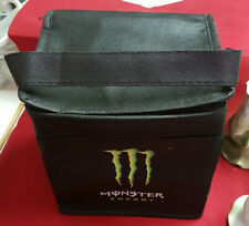 Monster Energy Drink Insulated Cooler/Lunch Bag. New in Package. 6 Pack Size