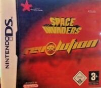 DS LITE DSi 3DS 2DS ~ SPACE INVADERS - REVOLUTION ~ {Complete}