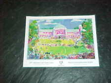 2012 Ryder Cup Golf Postcard Medinah Country Club Illinois