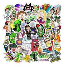 Rick and Morty Stickers 50 Sticker set Decal Lot
