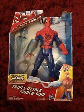 "Marvel Ultimate Spider-Man Power Webs 3.75/"" Spiderman figurines-ASST-Entièrement neuf sous emballage"