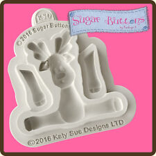 Katy Sue Designs SUGAR BUTTONS REINDEER Cake Crafting Mould CSB027