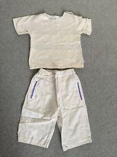 Mini Mexx Studio Cream Cotton Suit Age 2 Years. Suitable For Wedding?