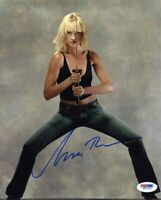 Uma Thurman Kill Bill Autographed Signed 8x10 Photo Certified Authentic PSA/DNA