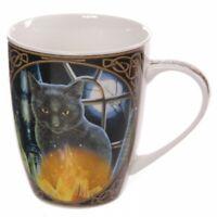Détails sur   Mug Chat - Esotérique - Tasse - Gothique - Magie Noire