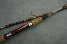 Vintage Garcia Conolon 6' 2-Piece Spinning Rod 6-12? Made in Usa
