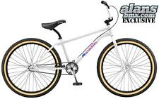 GT 2017 Pro Performer 26 Inch Retro Old School BMX Bike Ltd Edition White