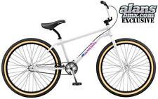 GT 2017 Pro Performer 26 Inch Retro Old School BMX Bike Ltd Edition White