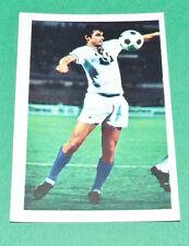 N°113 JOSIP SKOBLAR AGEDUCATIFS FOOTBALL 1971-1972 OLYMPIQUE MARSEILLE OM PANINI