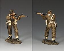 King And Country Ww2 Commando Sten pistola con silenciador Pistola D día dd234