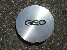 one 1993 to 1997 Geo Prizm alloy wheel center cap hubcap