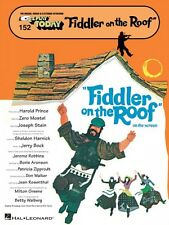 Fiddler on the Roof Sheet Music E-Z Play Today Book NEW 000101592