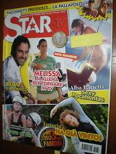 Star Tv.FLAVIO MONTRUCCHIO,CLAUDIA ANDREATTI, MARCO CARPENTIERI,MADONNA,ttt