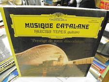 musique catalane - Narciso Yepes, guitare - disque gramophone 2530 273