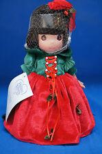 "Snow White Christmas 9"" Vinyl Doll Disney Precious Moments 5133 Signed"