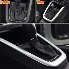 LHD Interior Gear Panel Affixed Cover Trim Frame ABS For Jetta MK6 12-2015