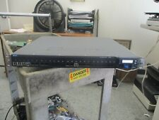 Juniper: EX4200-24F Switch with 750-011614 &740-0116 Tranceivers & Dual P/S <