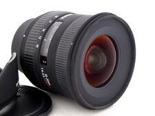 Sigma AF 10-20mm 4.0-5.6 DC HSM EX Objektiv Nikon Gewährleistung 1 Jahr