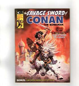 Savage Sword of Conan 8, 9, and 10