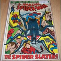 Amazing Spider-Man (1963 1st Series) # 105.Published Feb 1972 by Marvel