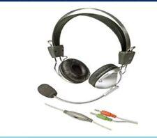 Saitek ph11 PC comunicazione/Cuffie Gaming morbido cuscino per Auricolari Microfono SKYPE VOIP
