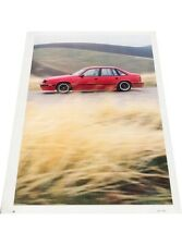 1987 1988 Dodge Shelby Lancer - Original Car Review Print Article J396