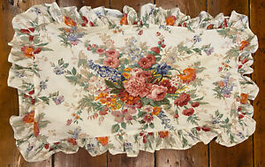 Ralph Lauren Floral Pillow Sham