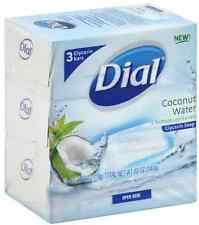 Dial Glycerin Soap Bars Coconut Water - Bamboo Leaf Extract 3 ea
