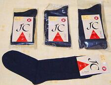 un par de calcetines largos tallas 22-24 25-27 marino -ver disponibilidad-