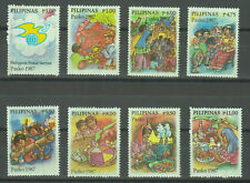 Philippine Stamps 1987 Christmas Complete set MNH