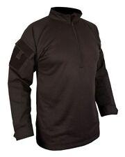 Camicie casual e maglie da uomo neri