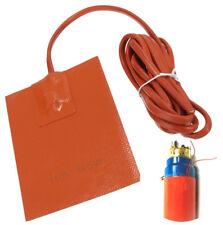 110v Engine Heater Oil Pan Tank Heater 175 Watt - 110 Volt Pad Heater